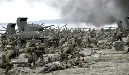 八部优秀的战争片不会美化战场,不会矮化敌人,不会无视常识!