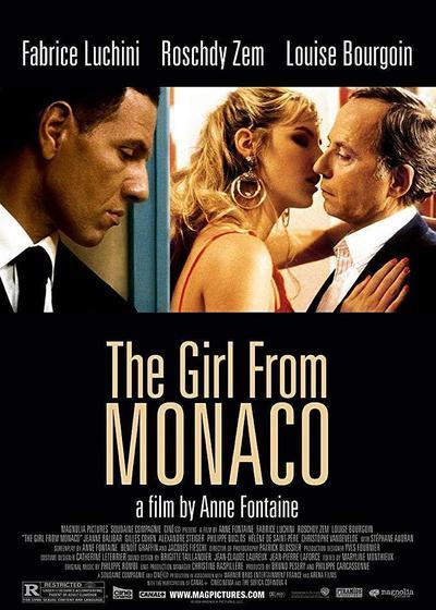 摩纳哥女孩海报