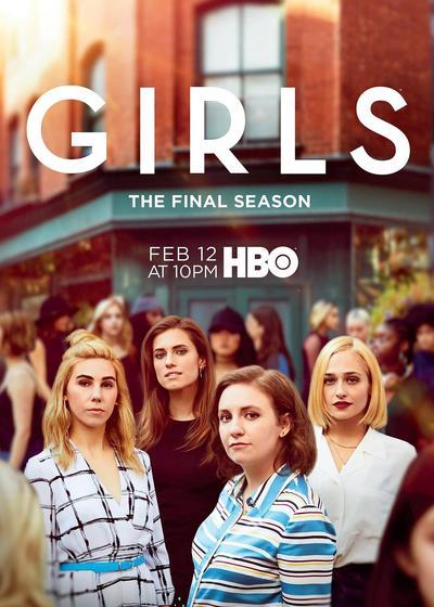 都市女孩 第六季海报