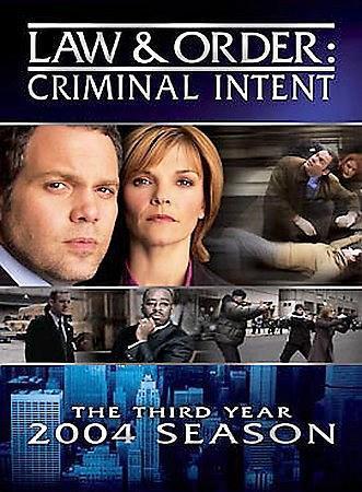 法律与秩序:犯罪倾向 第三季海报