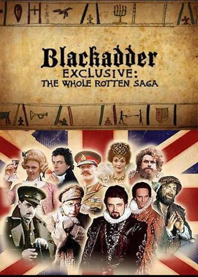 Blackadder Exclusive: The Whole Rotten Saga海报