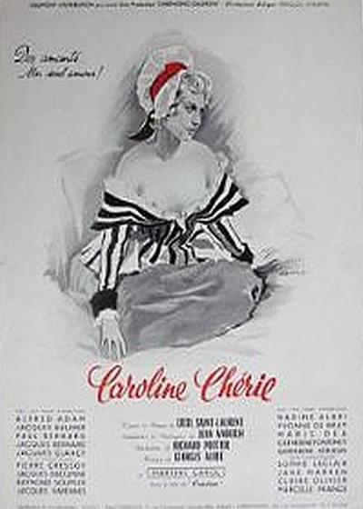 卡洛琳海报