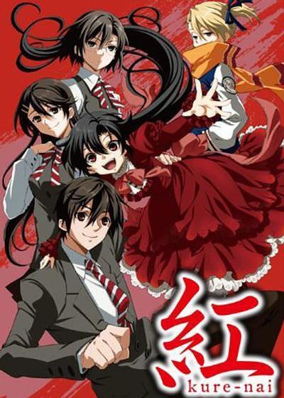 红OVA海报