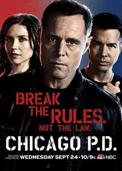 芝加哥警署 第二季海报