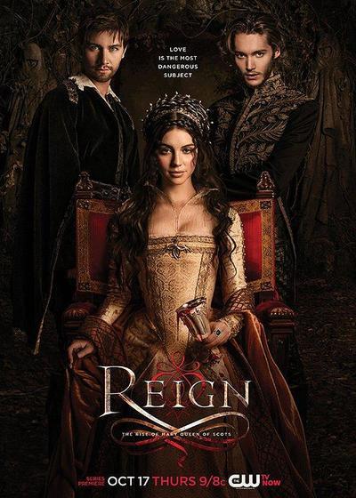 风中的女王 第一季海报