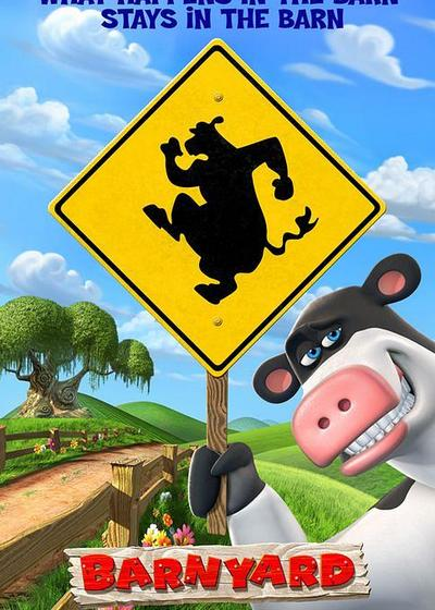 疯狂农庄海报