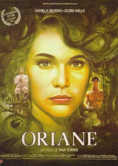 奥利安娜海报