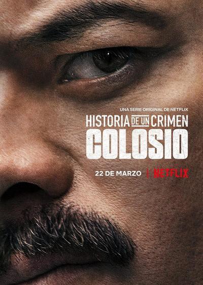 犯罪日记:暗杀科洛西奥海报