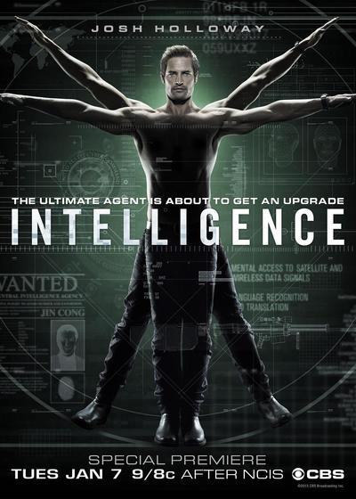 智能缉凶海报