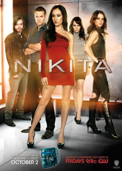 妮基塔 第三季海报