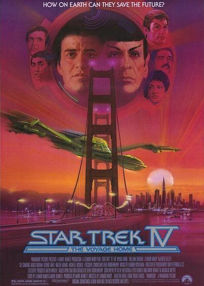 星际旅行4:抢救未来海报