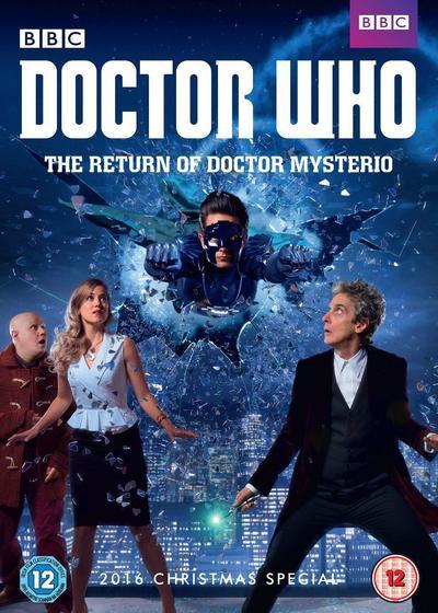 神秘博士归来海报