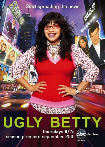 丑女贝蒂  第三季海报