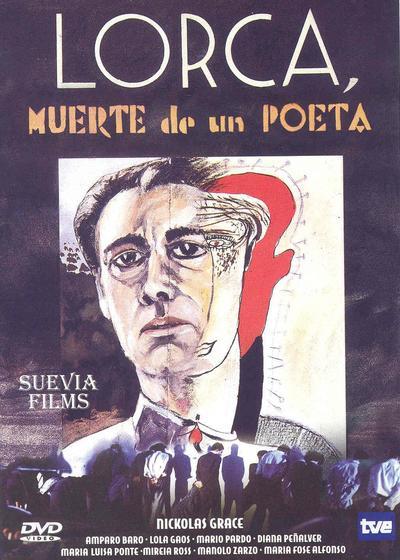洛尔迦,诗人之死海报