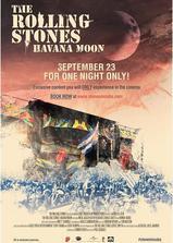 滚石乐队:哈瓦那月圆夜海报
