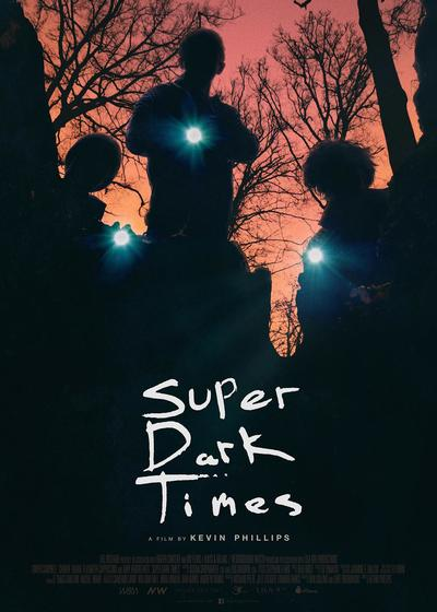 超级黑暗时代海报
