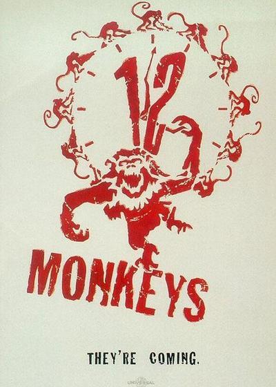 十二猴子海报