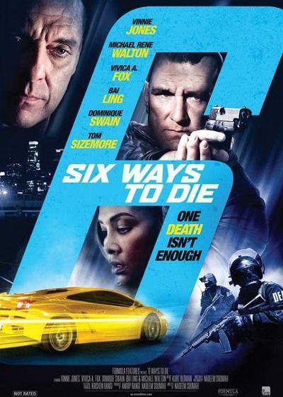 6种死亡方式海报
