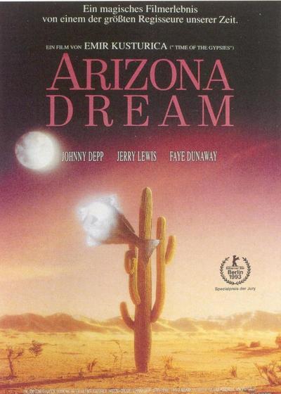 亚利桑那之梦海报