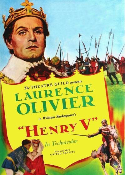 亨利五世海报