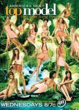 全美超模大赛 第六季海报