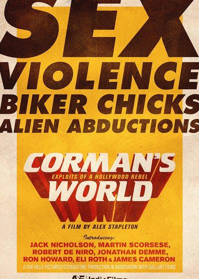 科曼的世界海报