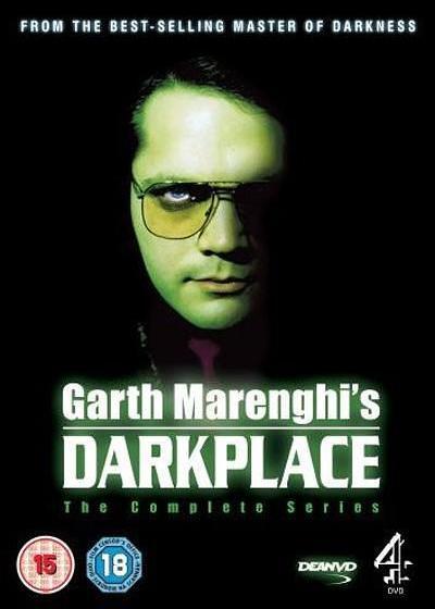 加斯·马伦基的黑暗之地海报
