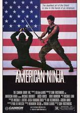 美国忍者海报