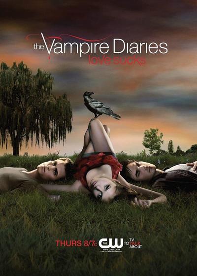 吸血鬼日记 第一季海报