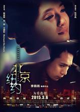 北京纽约海报