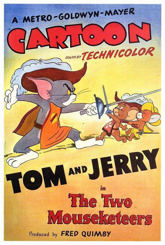 两个火枪鼠