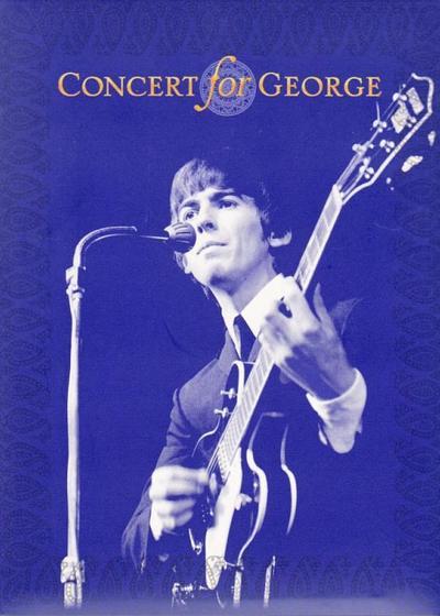 乔治哈里森纪念演唱会海报