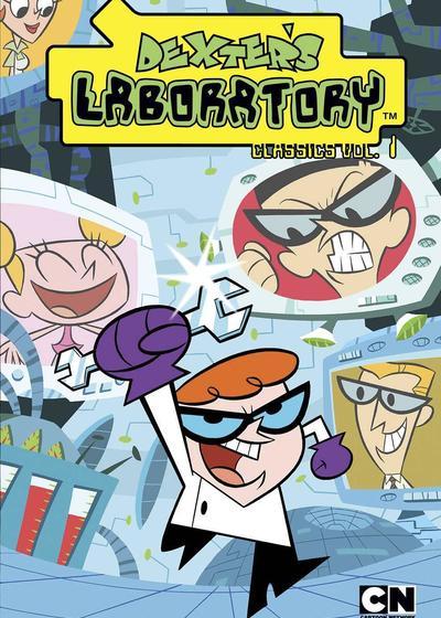 德克斯特的实验室 第一季海报