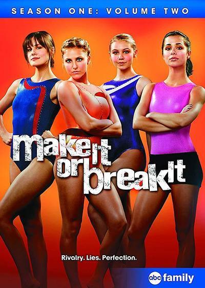 体操公主 第一季海报