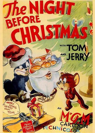 圣诞前夜海报