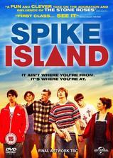 斯派克岛冒险之旅——致一群迷弟的青春海报