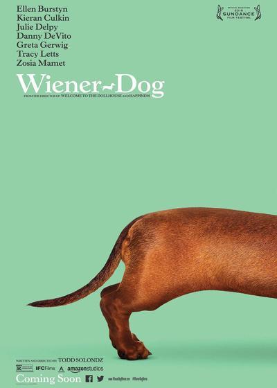 腊肠狗海报