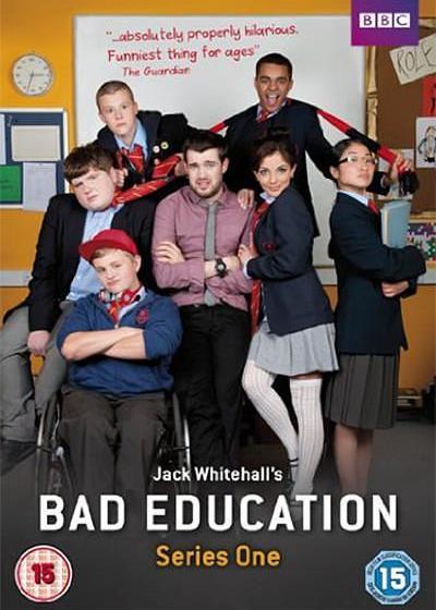 不良教育 第一季海报