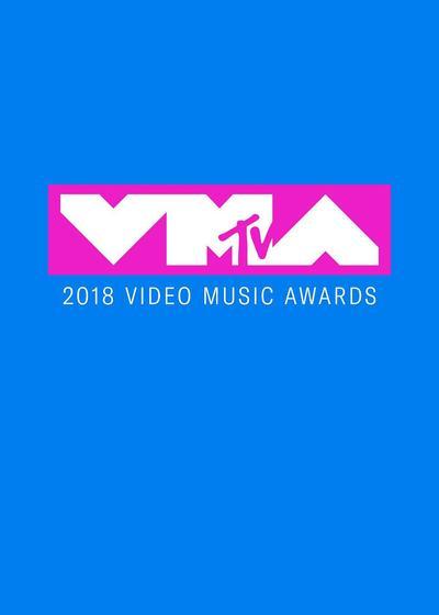 2018 MTV音乐录影带颁奖典礼海报