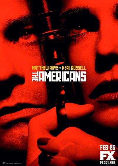 美国谍梦 第二季海报
