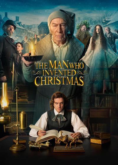 圣诞发明家海报