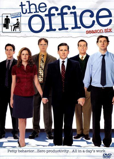 办公室  第六季海报