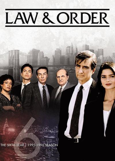 法律与秩序 第六季海报