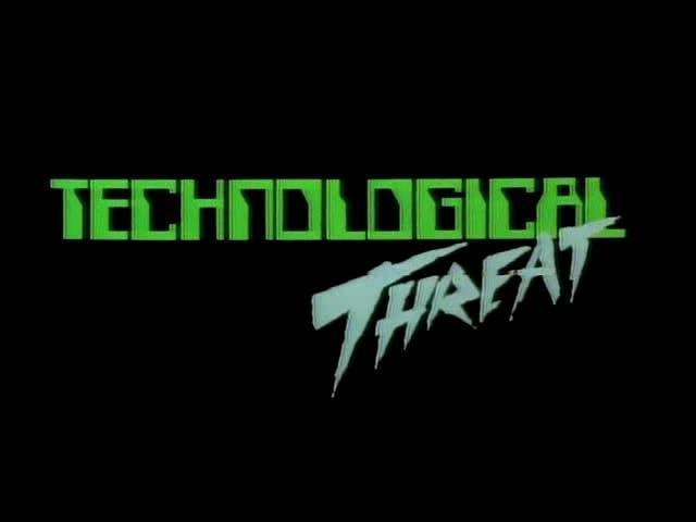 科技的威胁