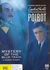 蓝色特快上的秘密海报