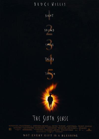 第六感海报