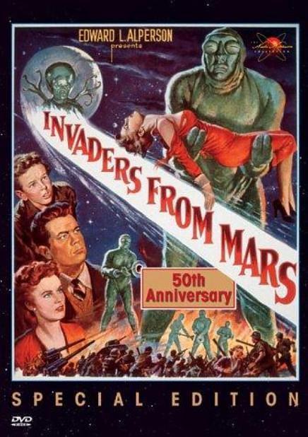 火星人入侵记