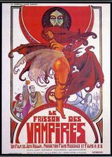 吸血鬼的颤抖海报