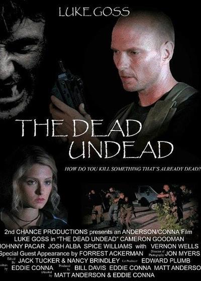 死者的亡灵海报