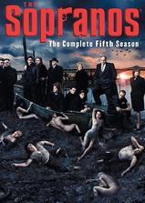黑道家族  第五季海报
